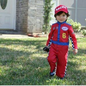 Gymboree Racecar Baby costume 18-24Mo